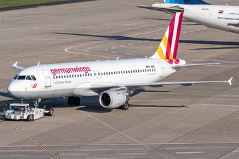D-AIQL - Germanwings Airbus A320