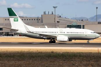 VQ-BTA - Jet Aviation Business Jets Boeing 737-700 BBJ