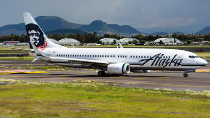 N535AS - Alaska Airlines Boeing 737-800