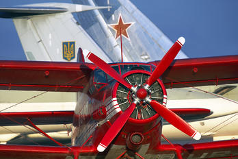 UR-ANC - Private Antonov An-2