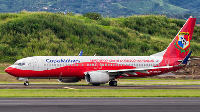 HP-1534CMP - Copa Airlines Boeing 737-800
