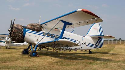 SP-WMU - ZUA Mielec Antonov An-2