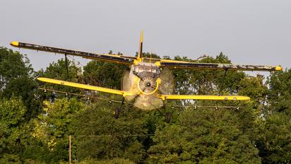 HA-MEN - Private Antonov An-2