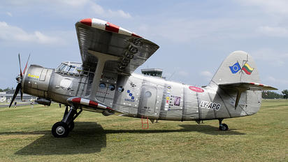 LY-APG - Private PZL Mielec An-2