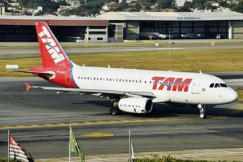PR-MAQ - TAM Airbus A319