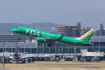 JA11FJ - Fuji Dream Airlines Embraer ERJ-175 (170-200)