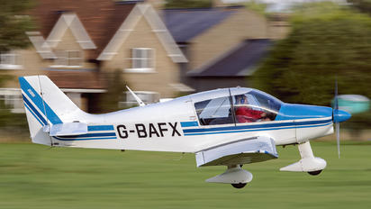 G-BAFX - Private Robin DR.400 series