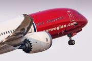 LN-LNK - Norwegian Air International Boeing 787-9 Dreamliner aircraft