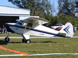 LV-HOI - Private Piper PA-22 Tri-Pacer