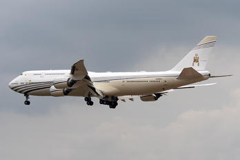 V8-BKH - Brunei Government Boeing 747-8 BBJ