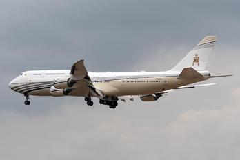 V8-BKH - Brunei Government Boeing 747-8 BBJ
