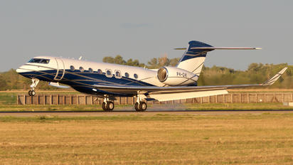 P4-GVI - ABS Jets Gulfstream Aerospace G650, G650ER