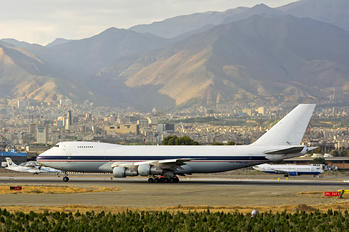 5-8115 - Iran - Islamic Republic Air Force Boeing 747-200F