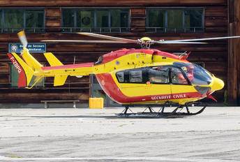 F-ZBPQ - France - Sécurité Civile Eurocopter EC145