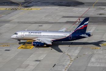 RA-89060 - Aeroflot Sukhoi Superjet 100