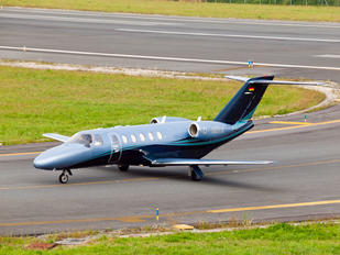 D-IMHA - MHS Aviation Cessna 525A Citation CJ2