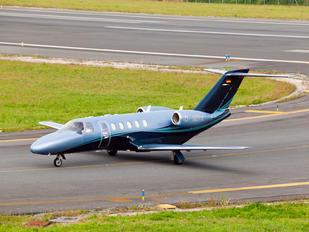 D-IMHA - MHS Aviation Cessna 525A Citation CJ2