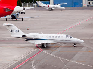 OO-SKY - Private Cessna 525A Citation CJ2
