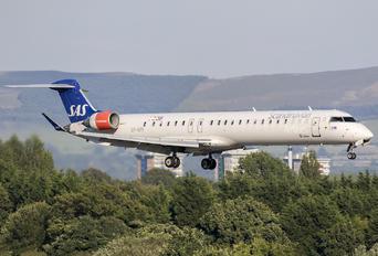 OY-KFI - SAS - Scandinavian Airlines Canadair CL-600 CRJ-900