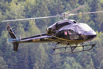 OM-IKM - EHC Service Aerospatiale AS355 Ecureuil 2 / Twin Squirrel 2