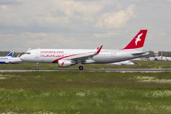 A6-AOP - Air Arabia Airbus A320 CJ
