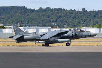 166287 - USA - Marine Corps McDonnell Douglas AV-8B Harrier II