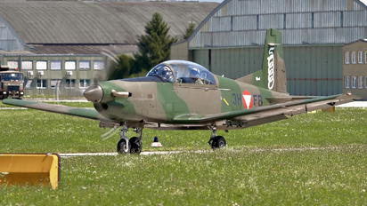 3H-FB - Austria - Air Force Pilatus PC-7 I & II