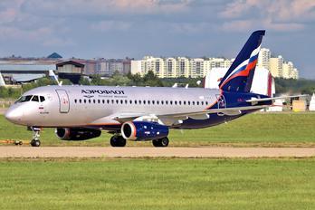97002 - Aeroflot Sukhoi Superjet 100