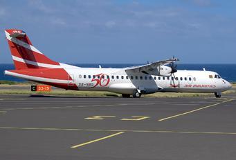 3B-NBG - Air Mauritius ATR 72 (all models)