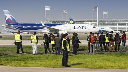 CC-BEJ - LATAM Airbus A321