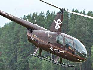 SP-GSR - Private Robinson R44 Astro / Raven