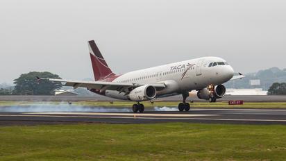 N684TA - TACA Airbus A320