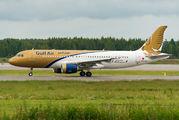 A9C-AO - Gulf Air Airbus A320 aircraft