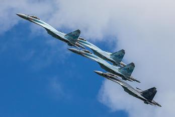 RF-95850 - Russia - Air Force Sukhoi Su-35S