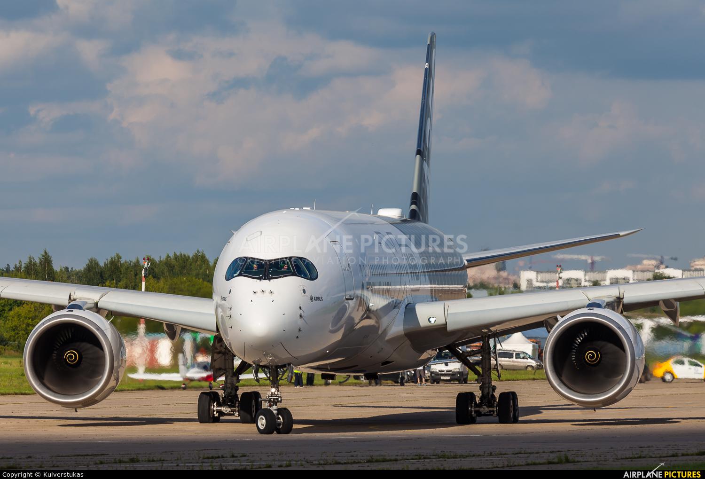 Airbus Industrie F-WWCF aircraft at Ramenskoye - Zhukovsky