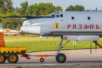 RF-94255 - Russia - Air Force Tupolev Tu-95MS