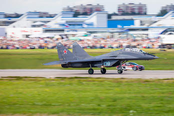 139 - RSK MiG Mikoyan-Gurevich MiG-29UB