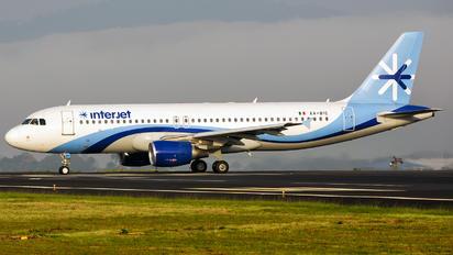 XA-BIC - Interjet Airbus A320