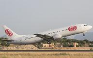 OM-GTD - Niki Boeing 737-400 aircraft