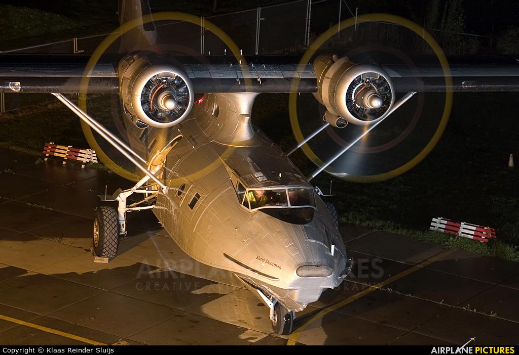 The Catalina Foundation PH-PBY aircraft at Lelystad