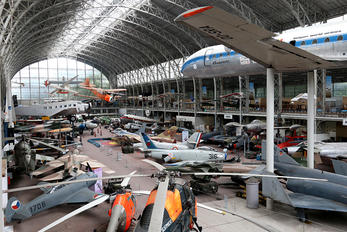 - -  - Airport Overview - Museum, Memorial