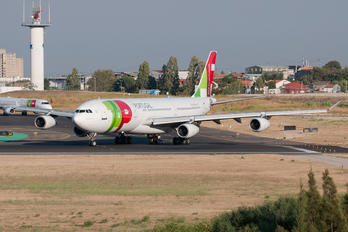 CS-TOA - TAP Portugal Airbus A340-300