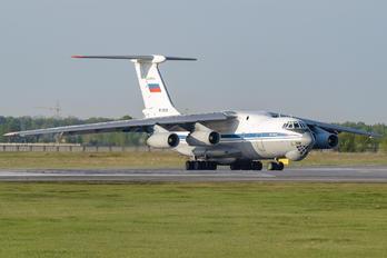 RA-76725 - Russia - Air Force Ilyushin Il-76 (all models)
