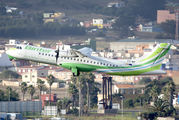 EC-MIF - Binter Canarias ATR 72 (all models) aircraft