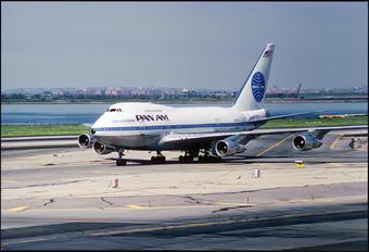 N534PA - Pan Am Boeing 747SP