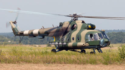 46 - Ukraine - Air Force Mil Mi-8MT