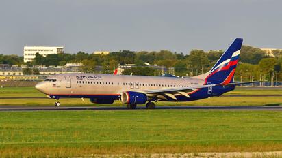 VP-BRH - Aeroflot Boeing 737-800