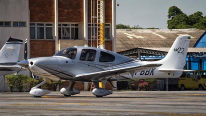 PR-BBK - Private Cirrus SR22