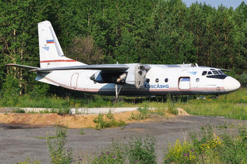 RA-49287 - KrasAvia Antonov An-24