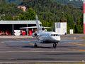 TAG Aviation Dassault Falcon 900 series EC-JBB at La Coruña airport